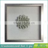 New Collection Ceramic Shadow Box Wall Art for Home Decoration