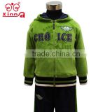 2015 soft velvet wholesale boutique china cheap latest design kids tracksuits