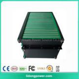 China factory supply rechargeable LiFePO4 postal car batteries 72V 190Ah with high discharge