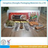 Vacuum packaging film for better preservation of food