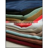 factory stock solid color import ramie linen fabric