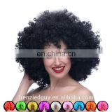 Party curly afro wigs for black men
