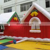 New design hot sale inflatable Christmas/Xmas house