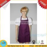 Promotional kitchen apron With Logo customized cooking apron