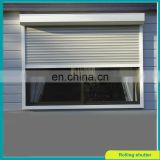 european roll down shutter windows