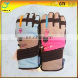 2016 Wholesale Good Quality Full Finger Ski Gloves