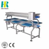 Customized sorting machine with six work station / vegetable processing machinery