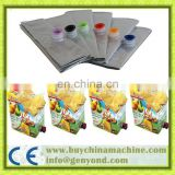 Fruit juice bag in box filling and sealing machine