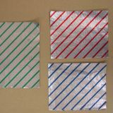 Pop-Up Foil Sheets - Blue Stripe