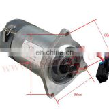 forklift spare parts steering motor for FB15-6/7 ,part no.S-1850-0037,0-5200-5151