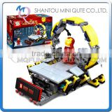 Mini Qute Senye Marvel Avenger super hero disassembly plant Platform building block action figures educational toy NO.SY 303