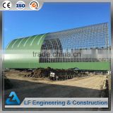 Stainless Steel Roof Truss Cement Plant for Sale