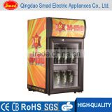 mini visi cooler glass door counter top fridge refrigerator                                                                                                         Supplier's Choice
