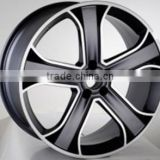 wheel rims 5 hole after market machine face car wheels fit for BMW 20 inch