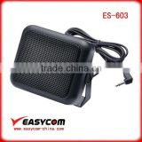 External portable speaker with 3w and 8ohm or 4ohm for CB radio or truck
