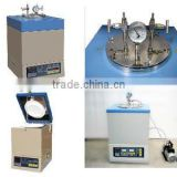 YIFAN CE University lab atmosphere industrial furnace argon inert gas Crucible Vacuum Melting Furnace YF-1200VCF