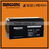 Manufacturing 12v 150Ah Deep Cycle Gel Battery, Solar Battery, Inverter Battery,Wind Battery