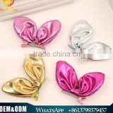 European baby children hair accessories hot sale girl rabbit ear hairpin cute baby girl barrettes