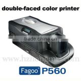 INQUIRY ABOUT High Frequency Plastic card printer fagoo P560