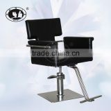 elegant styling chair with stainless steel base for fashion salon DY-1804H7