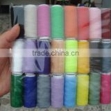 100% polyester travel sewing thread set