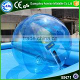 Newly adult size giant ball inflatable water,floating water ball for sale                                                                                                         Supplier's Choice