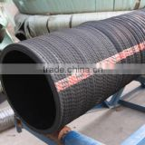 100mm Large Diameter Corrugated Rubber Hose for Water or Oil Suction and Discharge