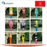 Custom cartoon stationery gift pen kids mascot shape pen promotion gift pen                                                                         Quality Choice