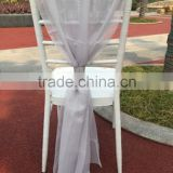 lycra chair bands chair sash with buckle elastic ruffle chair sash cheap spandex chair sashes