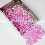 AAA Beautiful Natural Pink Tourmaline Cubic Zirconia CZ Loose Gemstone Beads Cabs 6mm, 8mm, 10mm Round Briolette handmade beads