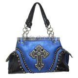 Western Rhinestone Studded Cross Body Lady Messenger Bag