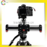 China wholesale new research double distance video slider plus camera support accessories for DSLR