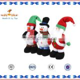 plush musical christmas toy