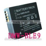 Rechargeable Li-ion Camera Battery for Panasonic DMW-BLE9