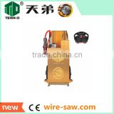 Hydraulic Power Machine Tool Concrete Pump Station Units with Wireless Remote Controller