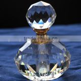Crystal Perfume Bottle Human Body Essential Oil Bottles for Sale