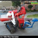 INQUIRY ABOUT Mini rice harvester 4LZ-0.7 philippines