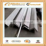 Construction structural hot rolled hot dipped galvanized Angle Iron / Equal Angle Steel / Steel Angle Price