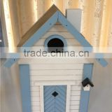 Refreshing handmade nice nature wooden birdhouse pass FSC test