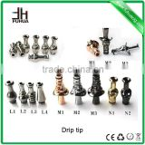 Fashionable,durable and cheaper 510 drip tips, animal drip tips, stainless steel drip tips