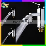 B-400 multi-functional polycarbonate filtering saving water spout kitchen faucet
