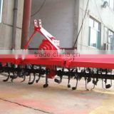 mini CE approved kubota tractor rotary tiller for sale
