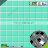 BSCI factory audit customized pvc free removable room decor 3d wall bathroom stickers for tiles