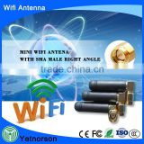 long range dual band 2400 2500 2.4g wifi antenna desktop internal wireless wifi antenna