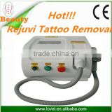 Professional High Effects 2014 Q-switched DPSS Laser for Tattoo Removal