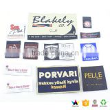 Wholesale Custom Fancy Clothing labels Woven Labels Garment Labels                                                                                         Most Popular