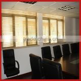 2'' foaming pvc meeting room curtain blinds, roman blinds mechanism