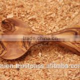 Olive Wood Mini Spoon