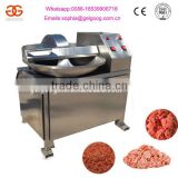 Prarallel Twin Screw Meat Mincer Machine Meat Bowl Chopper Cutter For Sale