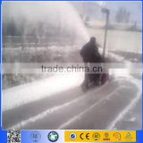 factory direct high quality park farm school parking square snow sweeper Hand push snow sweeper